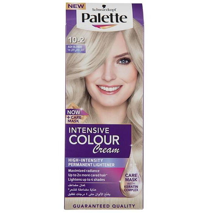 رنگ مو پلت