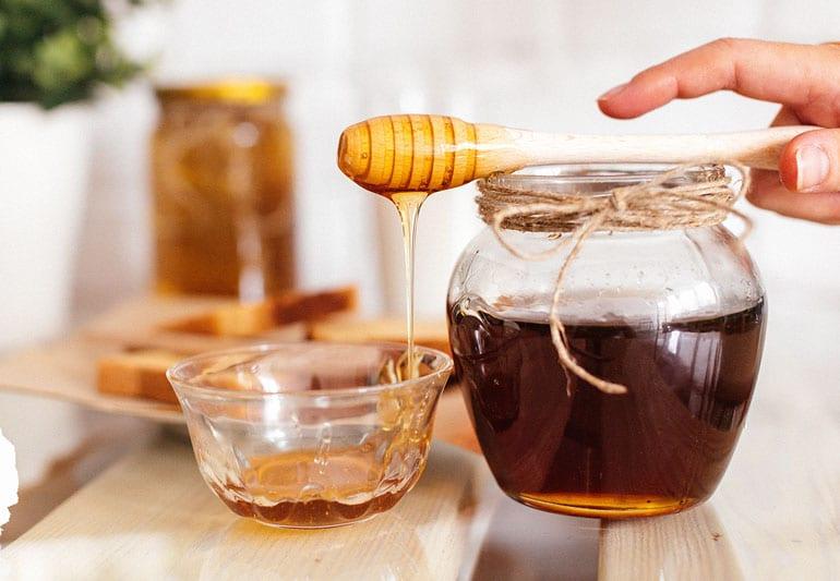 تشخیص عسل طبیعی